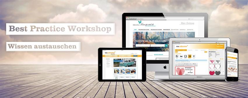 Headerbild VRS Media Best Practice Workshop