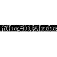 Logo KStA Koelner Stadt Anzeiger grau