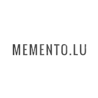 Logo Memento grau