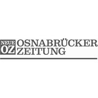 Logo NOZ Neue Osnabruecker Zeitung grau