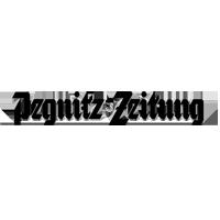 Pegnitz Zeitung Logo grau