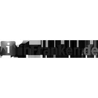 inFranken.de Logo grau