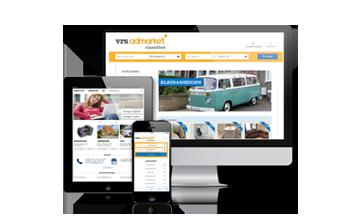 ScreenDevices vrs.AdMarkets, VRSMedia ad markets, Rubrikenportal-Loesungen
