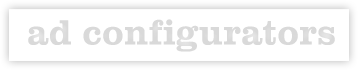 """""""Ad Configurator"""" Icon"""