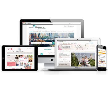 vrs.FamilyMarkets, VRS Media themed portals, Themenportal-Loesungen